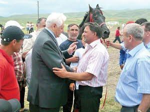 Конный спорт в крови у дагестанцев