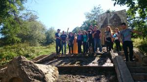 Студенты ДГУ съездили в Мекеги