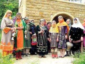 Модницы из Аялакаба