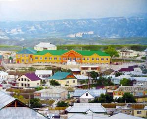 Село Джангамахи