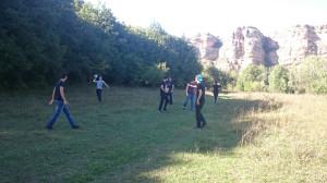 Студенты ДГУ съездили в Мекеги - aya_kaka_football