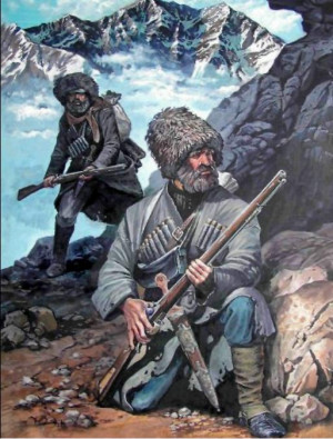 1851. Воспоминания о службе на Кавказе. Погодин М. П.